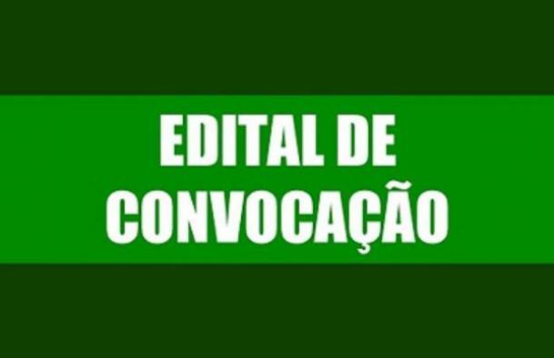 Atenção! Publicado Edital de Convocação 0003/2018 Confira!