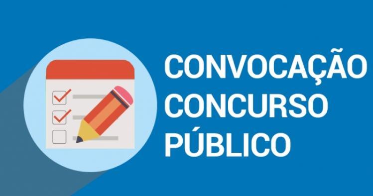 Atenção! Publicadas novas convocações do Concurso Público. Confira o Edital 004/2018!