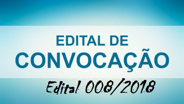 8° Edital de Convocação é publicado para os cargos de Enfermeiro Socorrista e Médico Cardiologista, Confira!