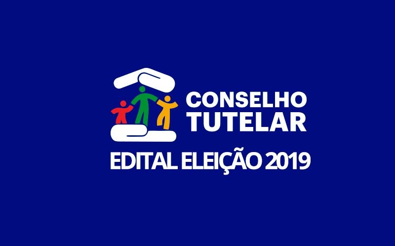 Publicado Edital de Retificação 03/2019 - Eleições do Conselho Tutelar