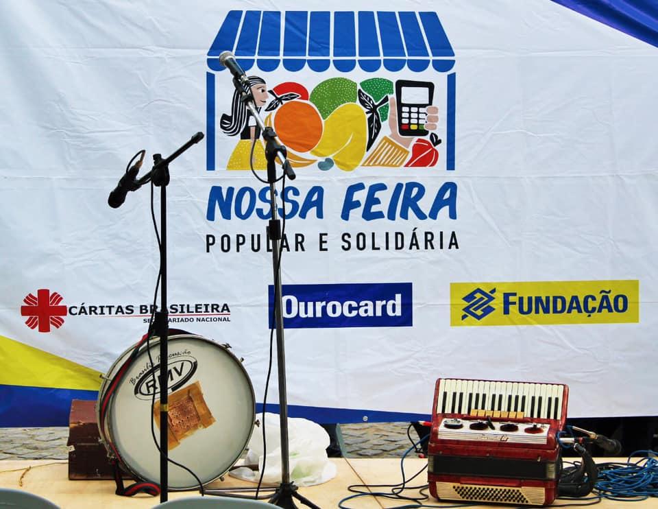 Fundação BB e Prefeitura de Boqueirão revitalizam feira central