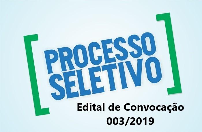 3ª Convocação dos Aprovados no Processo Seletivo SMS - Confira