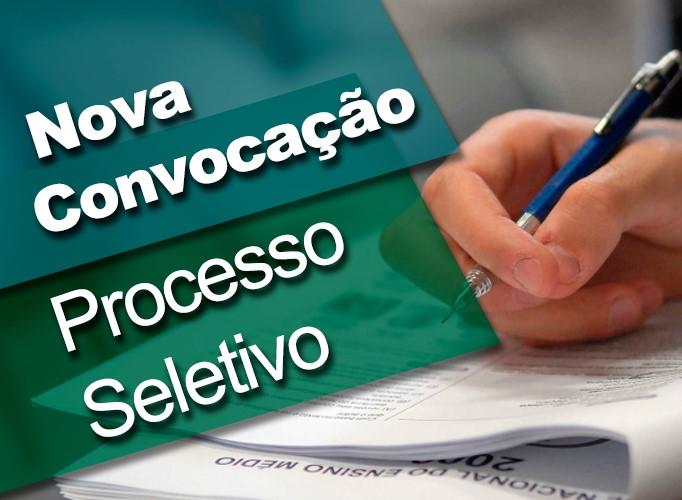 Publicado Edital de Convocação 001/2020 PSS/SMS